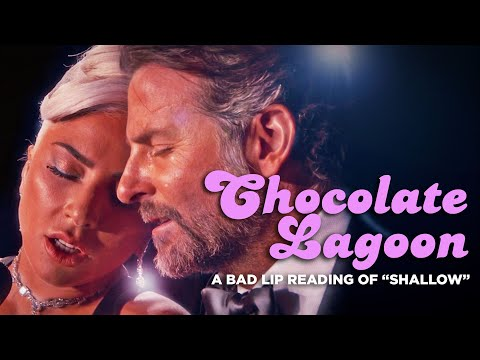 A Bad Lip Reading of Lady Gaga and Bradley Cooper s Performance of
