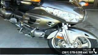 9. 2006 Honda Gold Wing® Audio / Comfort Navi (GL18HPN)  - ...