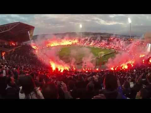 Video - Κύπελλο Ελλάδας: ΠΑΟΚ - Ολυμπιακός και ΑΕΚ - Άρης στα ημιτελικά