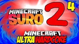 SURO 2 START STEHT FEST   Minecraft ULTRA HARDCORE #4
