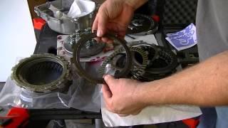 4. Yamaha YXZ Barnett Clutch Install