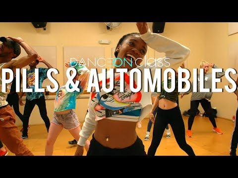 Chris Brown - Pills & Automobiles ft. Yo Gotti, A Boogie, Kodak Black | Deja Carter Choreography