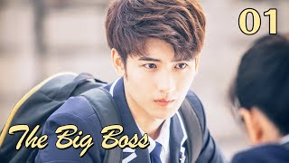 Video The Big Boss 01-English Sub (Li Kaixin,Huang Junjie) MP3, 3GP, MP4, WEBM, AVI, FLV Juli 2018