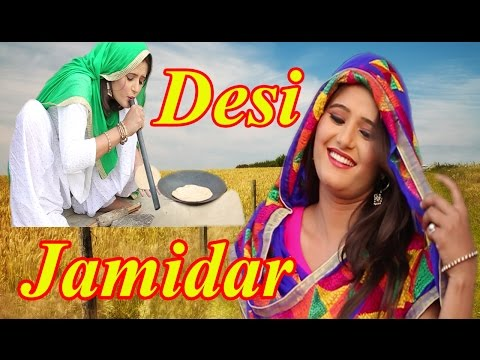 Video Desi Jamidar # Anjali Raghav & Prince Kumar # Jiwanpurwala# Mor Music Video # New Haryanvi Song 2016 download in MP3, 3GP, MP4, WEBM, AVI, FLV January 2017