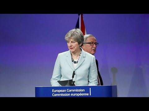 Στη δεύτερη φάση εισέρχονται οι διαπραγματεύσεις για το Brexit