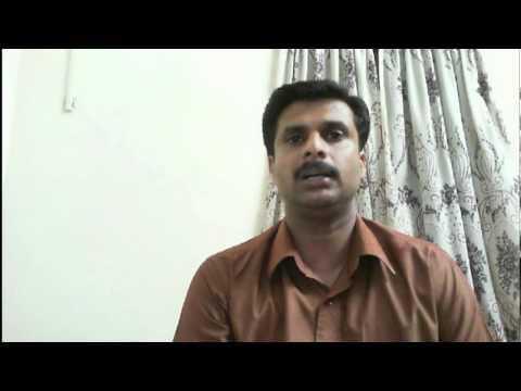 Malayalam Christian Testimony Abraham  Appachen 75 Years Old