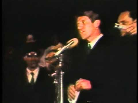 On April 4, 1968 Robert Kennedy made the greatest speech of his life. In paying tribute to the fallen Martin Luther King, he proved that improvisation can trump political calculation.