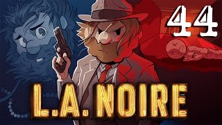 L.A. Noire   Let's Play Ep. 44: The Haunting of Hill House   Super Beard Bros.