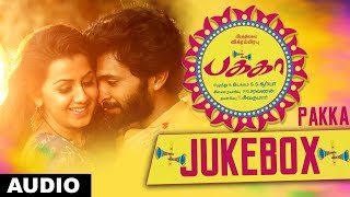 Video Pakka Jukebox | Pakka Tamil movie songs | Vikram Prabhu, Nikki Galrani, Bindu Madhavi | C Sathya MP3, 3GP, MP4, WEBM, AVI, FLV April 2018