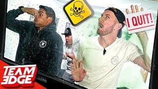 You Leave the Stinky Room You Lose! | Last Man Standing Challenge!!
