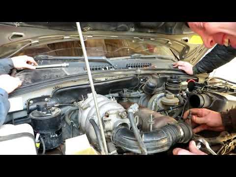 Разборка двигателя нива шевроле