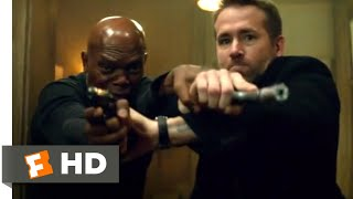Nonton The Hitman's Bodyguard (2017) - Bodyguard vs. Hitman Fight Scene (2/12) | Movieclips Film Subtitle Indonesia Streaming Movie Download