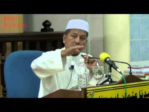 Ust. Dr. Zahazan Mohamed –  Pengajaran Dari Surah Luqman