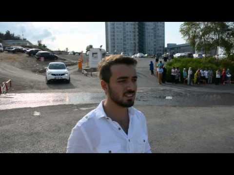 Farabi'de Oto Park Sorunu Bıktırdı