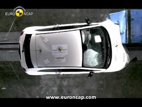 500 euroncap çarpışma / güvenlik testi videosu