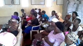 Women empowerment workshop @ GCN HEADQUARTERS ZIM