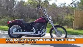 3. Used 2006 Harley Davidson Night Train Motorcycles for sale - Ft. Lauderdale, FL