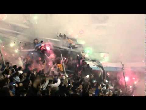 Video - ES LA N 1 ES LA GUARDIA IMPERIAL (BENGALAS).wmv - La Guardia Imperial - Racing Club - Argentina