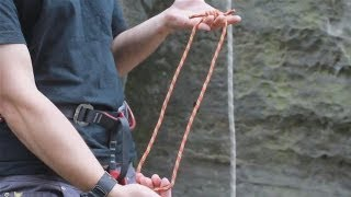 Mountaineering expert Laurence Reading shows how to tie a perfect prusik loop in easy to follow steps. Get a knot you can rely on with this simple tutorial.Watch This and Other Related films here: http://www.videojug.com/film/how-to-tie-a-prusik-knotSubscribe! http://www.youtube.com/subscription_center?add_user=videojugsportCheck Out Our Channel Page: http://www.youtube.com/user/videojugsportLike Us On Facebook! https://www.facebook.com/videojugFollow Us On Twitter! http://www.twitter.com/videojug