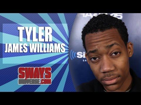 Tyler James Williams Freestyles Over Drake's