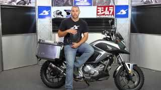 2. Easy Upgrade Project Bike - Honda NC700X | Motorcycle Superstore
