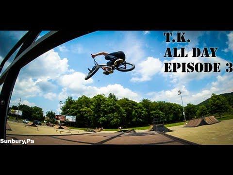 Todd Kiger 'Sunbury Skatepark Medley'