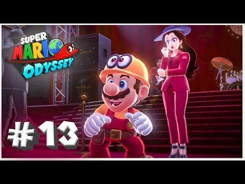 ИЩЕМ МУЗЫКАНТОВ 🌏 Super Mario Odessey #13 [Прохождение]