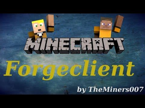 [MC 1.5.2] Minecraft Forge / Der Modloder für die größten Mods