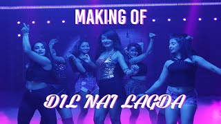 Making of Dil Nai Lagda | Sahil Dev | Dev Talkies