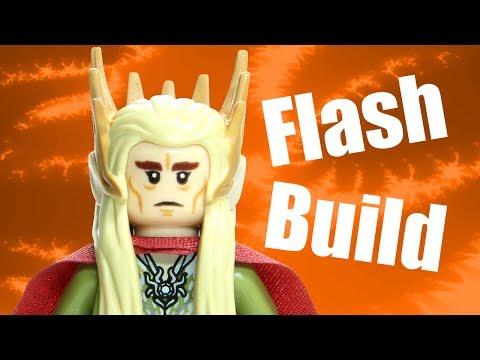 Vidéo LEGO Le Hobbit 79012 : L'armée des Elfes de Mirkwood