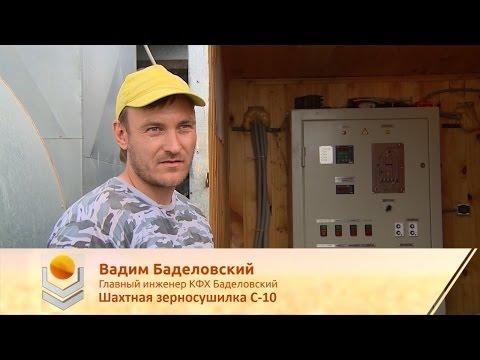Отзыв о зерносушилке в Омской области КФХ Баделовский