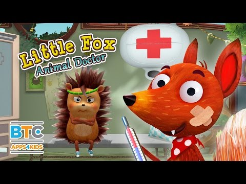 Little Fox Animal Doctor App untuk Anak-Anak