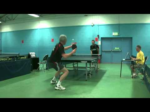 Reading Closed Championships 2011   Division 1 Restricted  Final – Norman Swift vs Oliver Shaw   Part 2