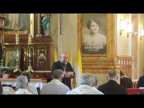 Inauguracja procesu kanonizacyjnego Emilii i Karola Wojtyłów