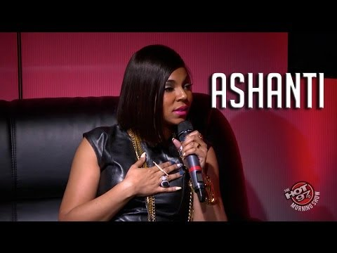 hot - Ashanti lets it all out in this interview with the HOT 97 Morning Show's Old Man Ebro and Laurastylez. Ashanti talks about her ex-boyfriend of 7 years, Nelly...