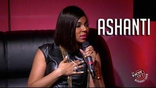 Ashanti talks Irv Gotti saying she is disloyal!