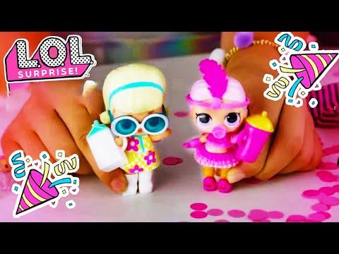 UNBOXED! | LOL Surprise! | Episode 9: Confetti Pop, Don't Stop