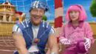 Lazytown - All of Stephanie's Outfits