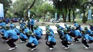 Múa Dân vũ Chú ếch con