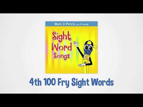 Fry Sight Words: List 4 - Hip Hop Song  by Mark D. Pencil