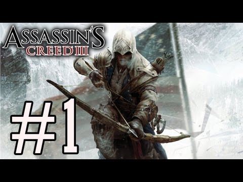 ASSASSIN'S CREED 3/ jeu Playstation 3 / PS 3 / PAL FRA