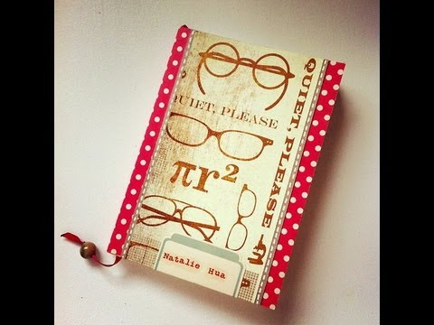 cute binder decorating ideas Book Covers