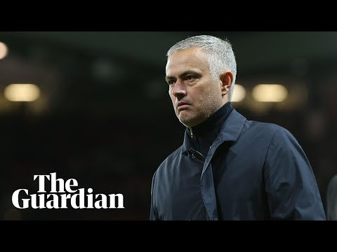 Mourinho says 'manhunt' against him affecting Manchester United players