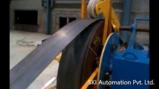 Feeder Straightener De-Coiler