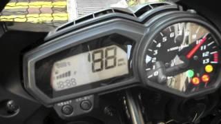 5. My 2010 Yamaha FZ1-S