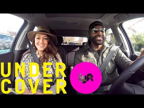 Jerry Rice goes Undercover as a Lyft driver IN San Fransisco