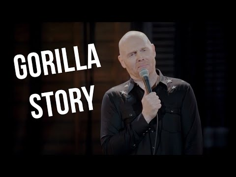 Gorilla Story || Bill Burr || Walk Your Way Out