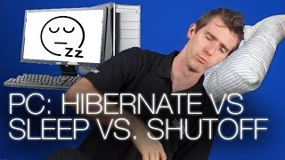 Video Should you Hibernate, Shut down, or put your PC to sleep? MP3, 3GP, MP4, WEBM, AVI, FLV November 2018