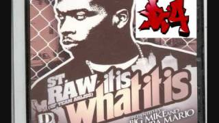 Idol On The Beat - St. Raw Ft. Styles P