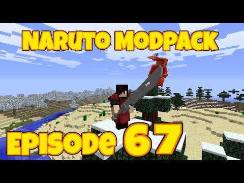 Minecraft Naruto Modpack Episode 67 || The Burning Returns